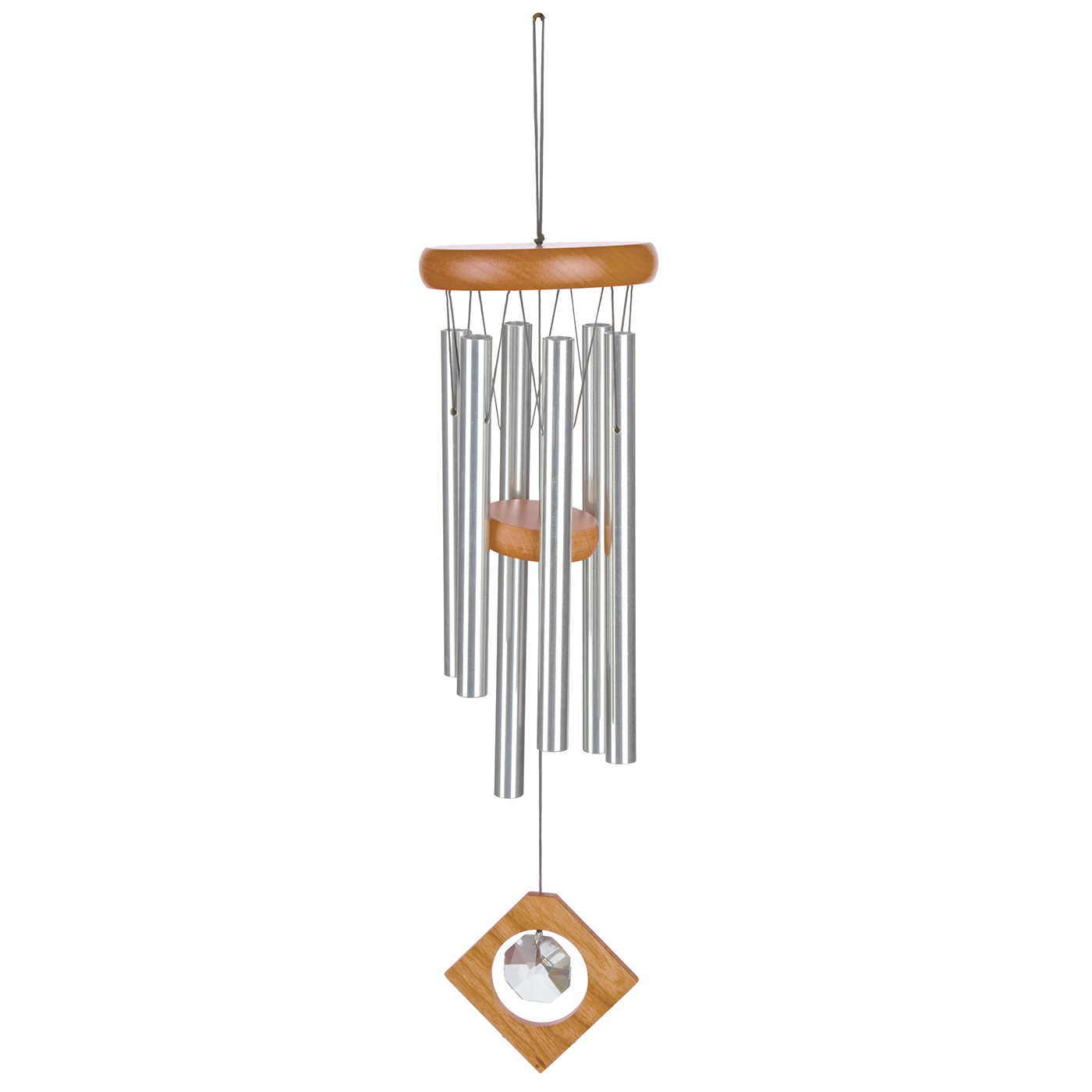 woodstock wind chimes feng shui chime eco paper at vickerey. Black Bedroom Furniture Sets. Home Design Ideas