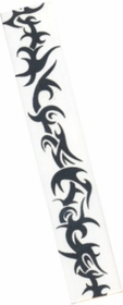 "12"" Tribal Armband  Temporary FakeTattoo"
