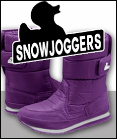 30% OFF RubberDuck Brand SnowJoggers On Sale
