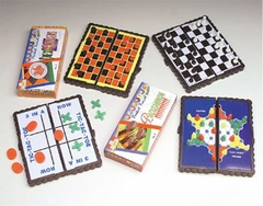 "5"" Assorted Magnetic Games"