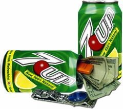 7up Diversion Safe Can