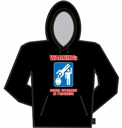 Alcohol Experiment Hoodie
