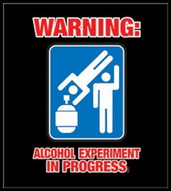 Alcohol Experiment T-Shirt