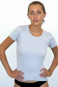 American Apparel  Classic Girl Basic T-Shirt