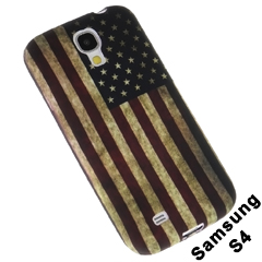 American Flag Case For Samsung Galaxy S4