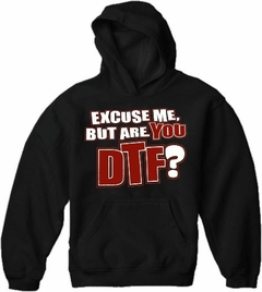 Are You DTF? Hoodie