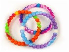 Assorted Tie Dye Karma Bracelet (3 Pack)