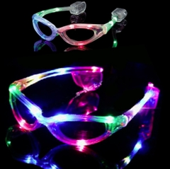 Atomic Raver LED Light Show Sunglasses