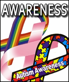 Awareness Jewelry, Magnets & More