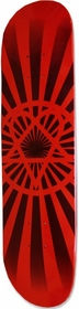 "BAM/Him ""Rising Sun"" Skateboard Deck"