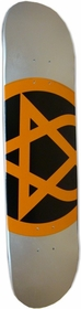 "Bam / Him ""Rocket Heartagram"" Skateboard Deck"