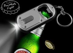 BarMate Light LED Keychain with Bottle Opener
