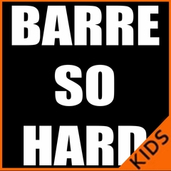 Barre So Hard Kids T-shirt