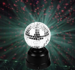 Battery Operated Mini Mirror Disco Ball