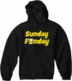 Beer Drinking Sweatshirts - Sunday Funday Hoodie
