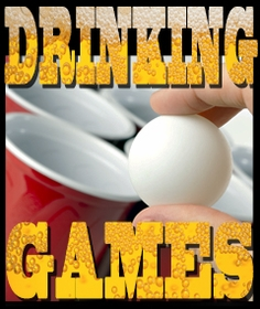 Beer Pong Games, Drinking & Smoking Games