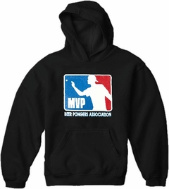 "Beer Pong MVP ""Most Valuable Player"" Hoodie"