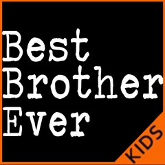 Best Brother Ever Kids T-shirt