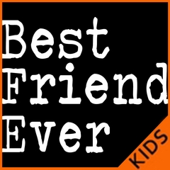 Best Friend Ever Kids T-shirt