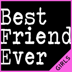 Best Friend Ever Ladies T-shirt