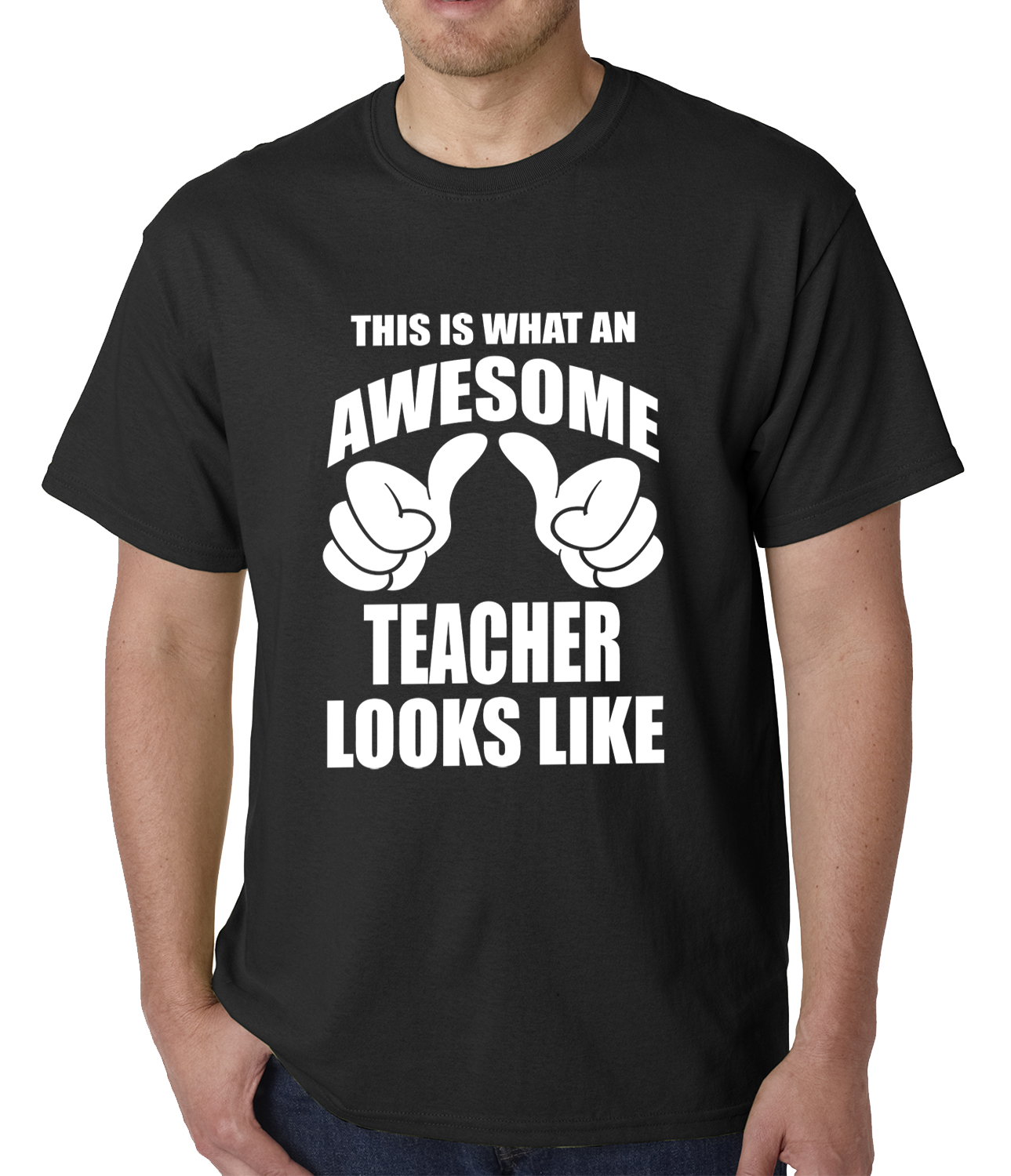 Best Teacher Ever Mens T Shirt