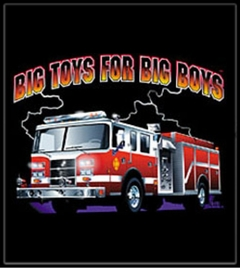 Big Toys For Big Boys T-Shirt