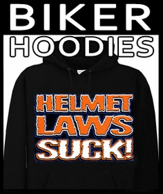 Biker and Skull Hoodies