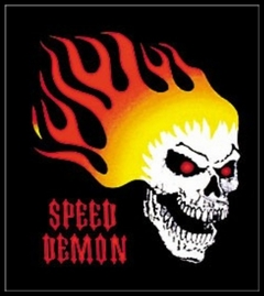 "Biker Shirts - ""Speed Demon"" Biker Shirt"