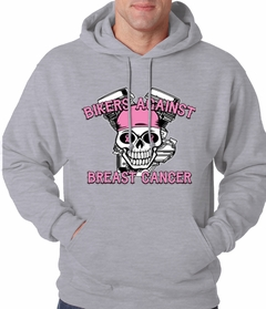Bikers Against Breast Cancer Hoodie