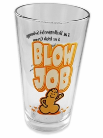 Blow Job Drink Recipe Pint Glass