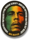 Bob Marley Face Sticker