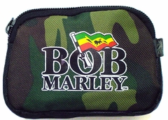 Bob Marley Flag Logo Coin Catcher Stash Bag