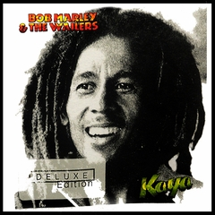 "Bob Marley ""Kaya Deluxe Edition"" Men's T-Shirt (White)"