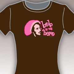 Bob Marley My Hero Girls T-Shirt