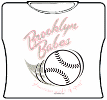 Brooklyn Babes Girls T-Shirt