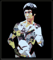 "Bruce Lee ""Body of Action"" T-Shirt"