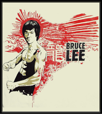 Bruce Lee Rays T-Shirt