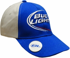 "Bud Light ""Refreshing"" Bottle Opener Hat"