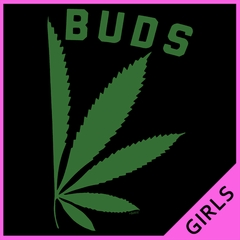 """Buds"" Best Buds Girl's T-Shirt"