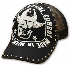 "Bulzeye ""Cocaine Cowboy"" Trucker Hat"