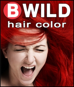 Bwild Brand Hair Colors