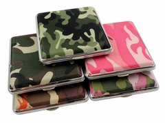 Camoflage Cigarette Case (Regular Size)