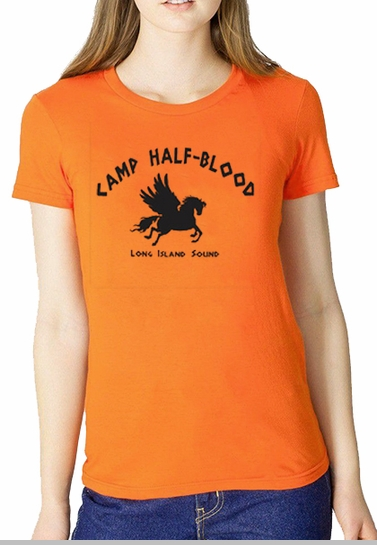 Camp Half Blood Long Island Sound Girl's T-Shirt <!-- Click to Enlarge-->