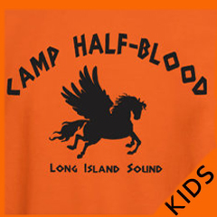 Camp Half Blood Long Island Sound Kid's T-Shirt