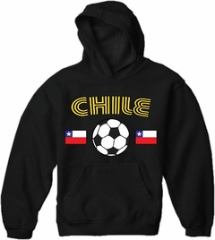 Chile International Soccer Hoodie