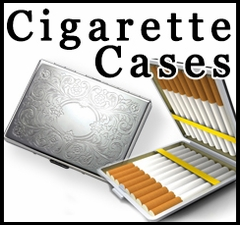 Cigarette Cases, Card Cases, Pill Cases :: Cigarette Case Superstore