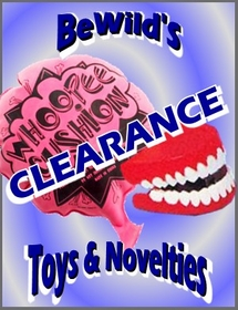 CLEARANCE NOVELTIES JOKES & TOYS
