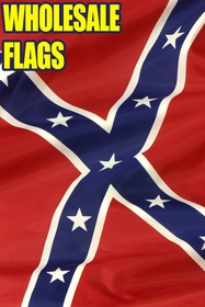 Confederate Flags Wholesale - Rebel Flags Wholesale 3 x 5 ft