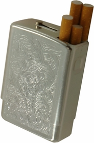 Crush Proof Cigarette Pack Case  (For Regular Size & 100's)
