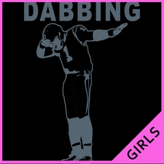 Dabbing Ladies T-shirt